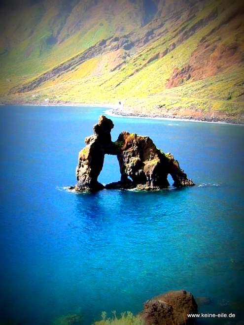 Radreise Kanaren: Die Roques de la Bonanza auf El Hierro