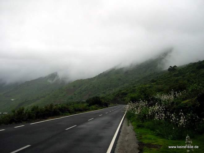 Radreise Kanaren: Durch den Nebel von El Hierro