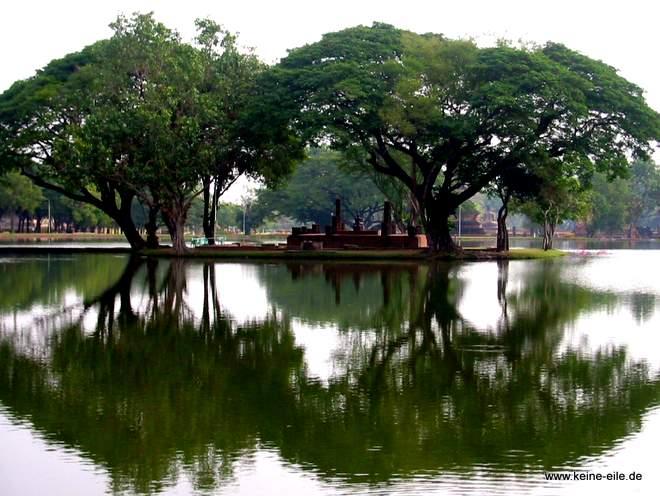 Historical Park Sukhothai, Thailand