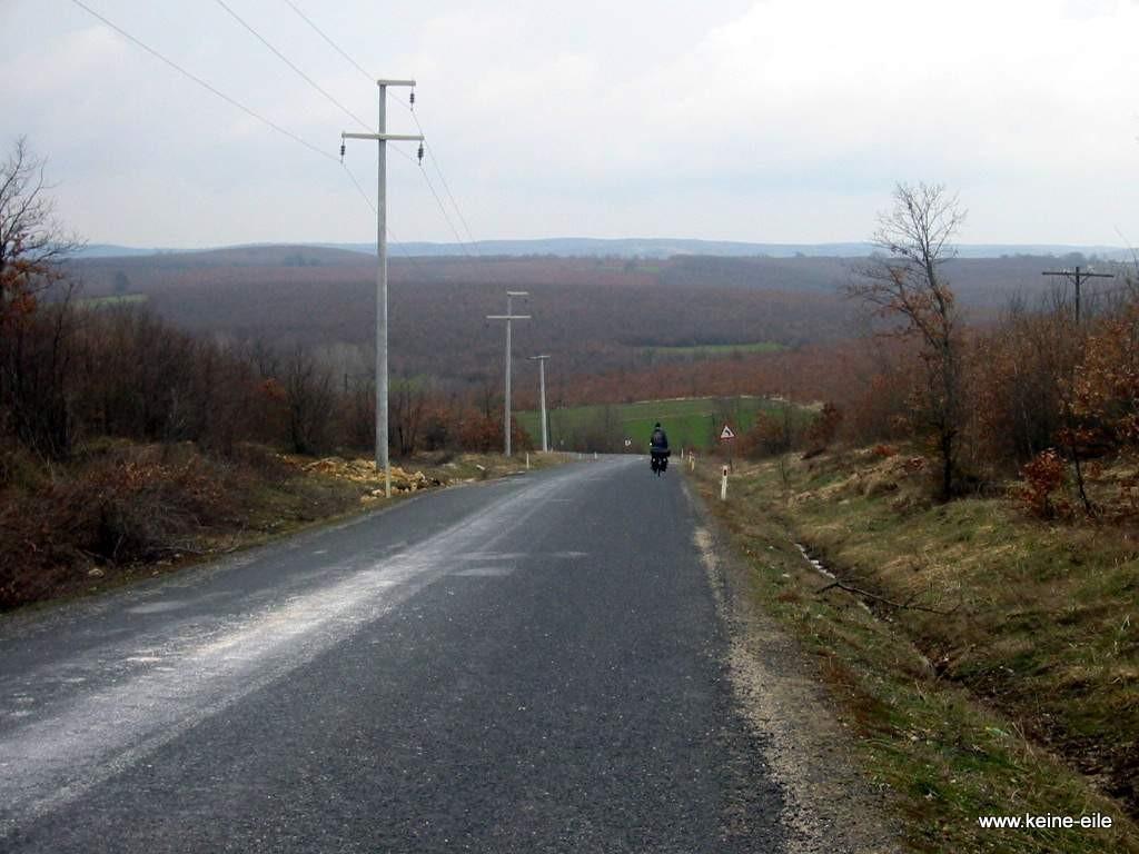 Radreise Türkei: Danamandina