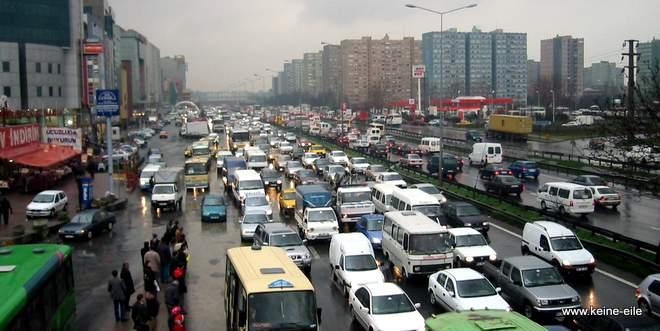 Radreise Türkei: Istanbul