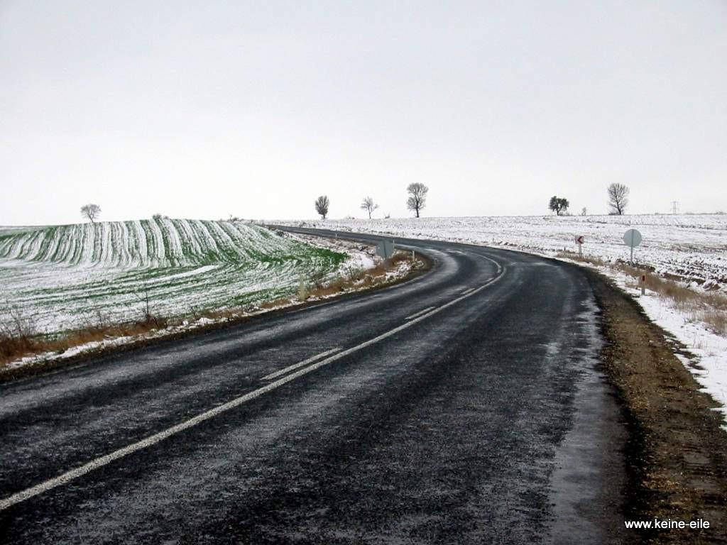 Radreise Türkei: Schneelandschaft West-TürkeiTü