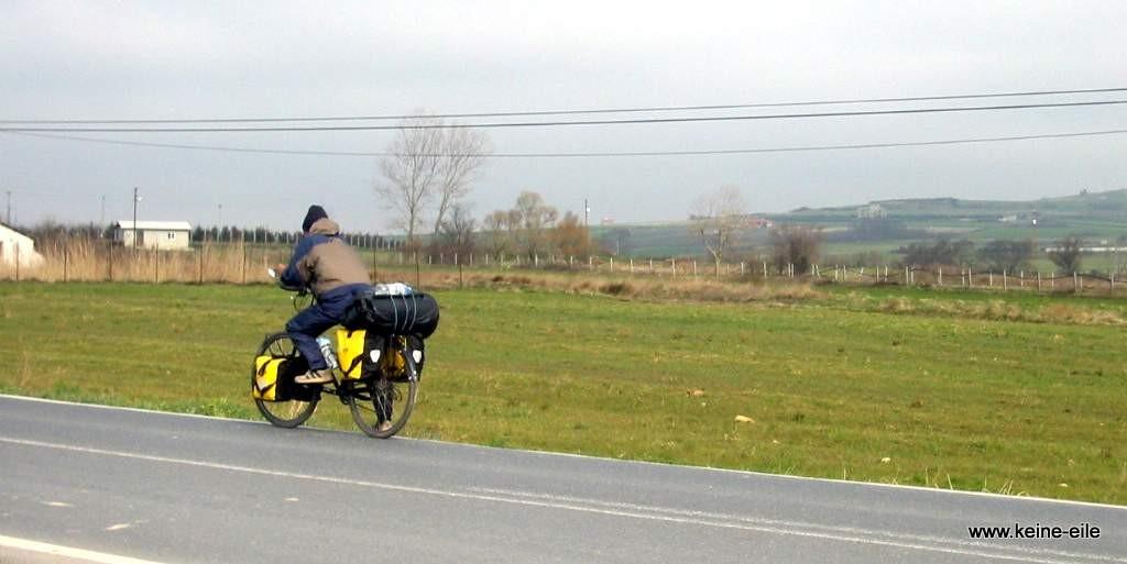 Radreise Türkei