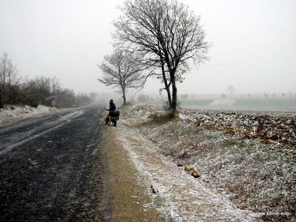 Radreise Türkei: Nach Kirklareli