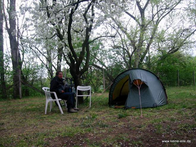 Radreise Ungarn: Lakitelek