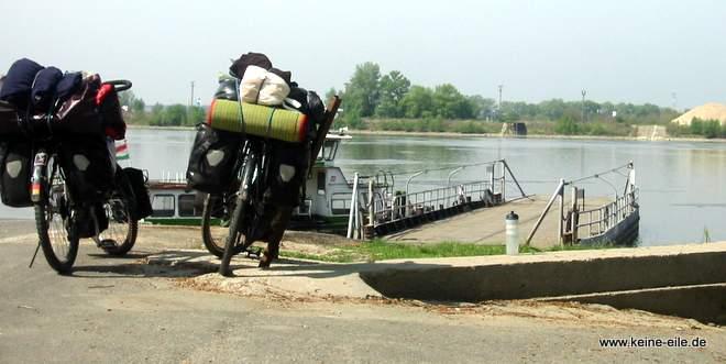Radreise Ungarn: Donau