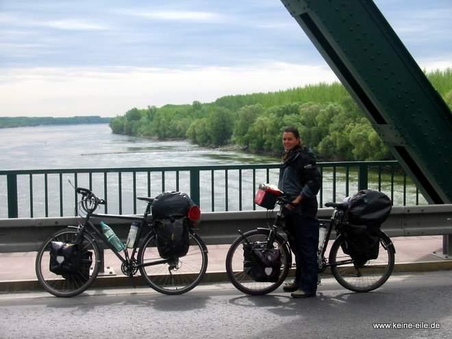 Radreise Ungarn