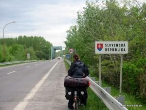 Willkommen in der Slowakei