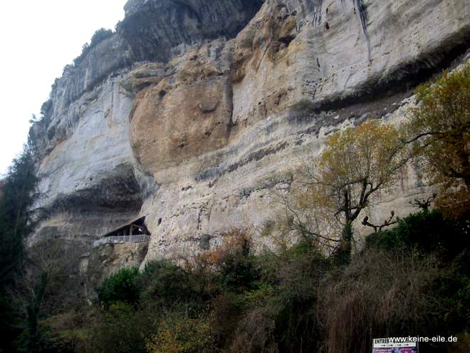 Roadtrip Frankreich: Grotte von Lasceaux
