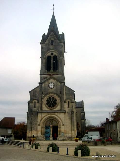 Roadtrip Frankreich: Tocane-St.-Apre