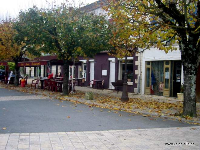 Roadtrip Frankreich: Tocane