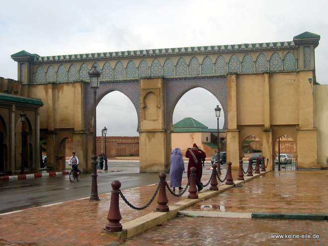 Roadtrip Marokko: Meknes