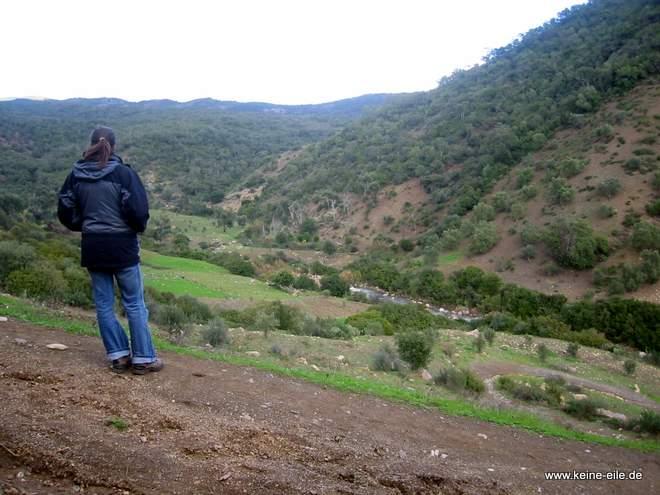 Roadtrip Marokko: im Rif Gebirge