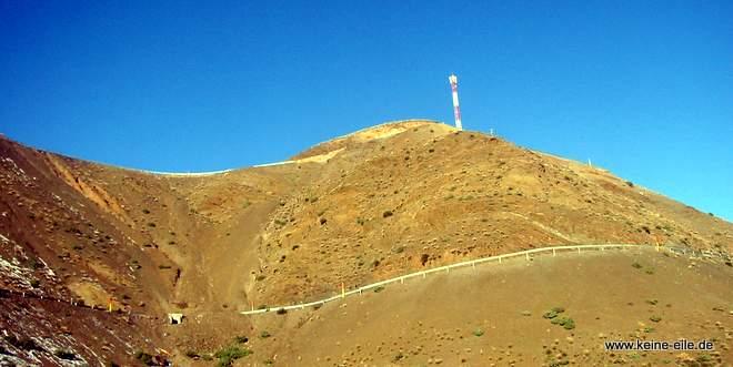 Roadtrip Marokko: Tizi n´Tichka