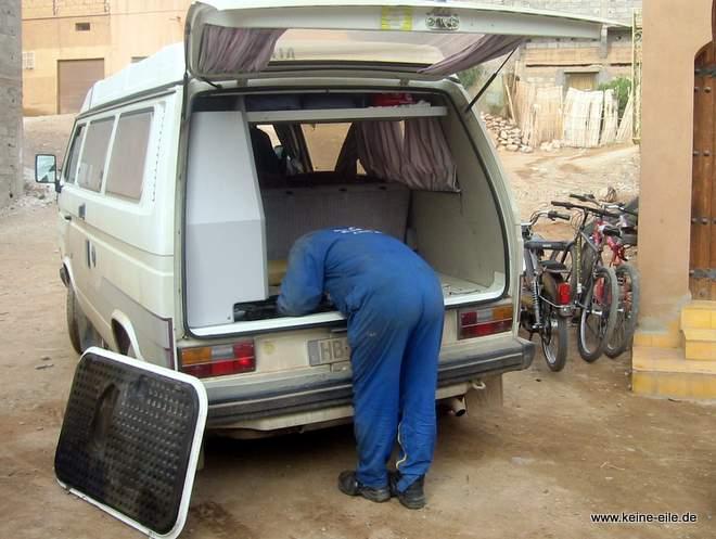 Roadtrip Marokko: Zagora