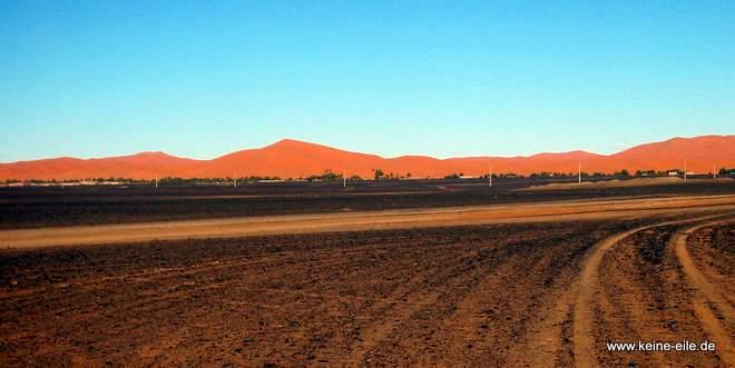 Roadtrip Marokko: Erg Chebbi