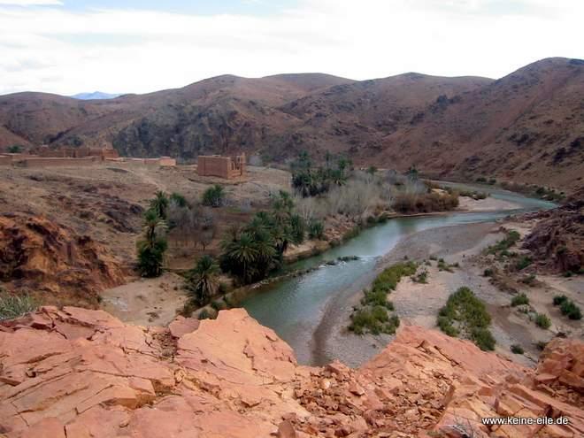 Roadtrip Marokko: Dadesschlucht