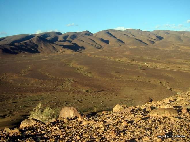 Roadtrip Marokko: bei Tansikht