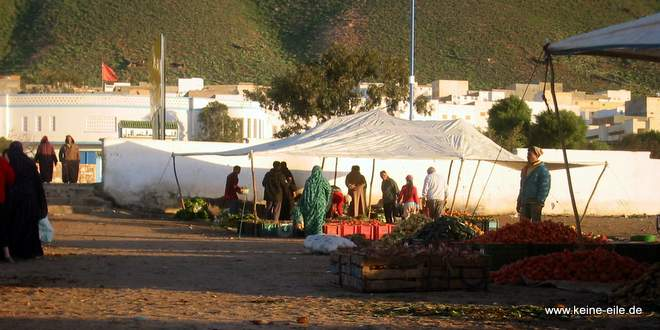 Markt in Sidi Ifni