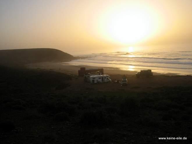 Wagenleben Marokko