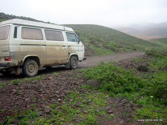 Roadtrip Marokko: angekommen an der grünen Atlantikküste