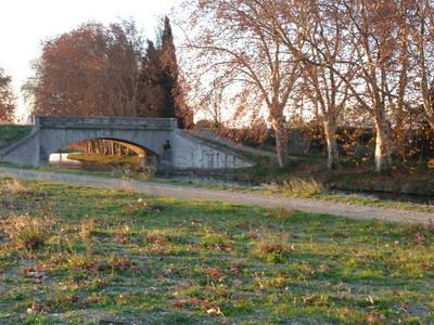 Roadtrip Frankreich: Canal du Midi