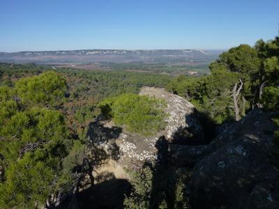 Roadtrip Frankreich: Lamanon
