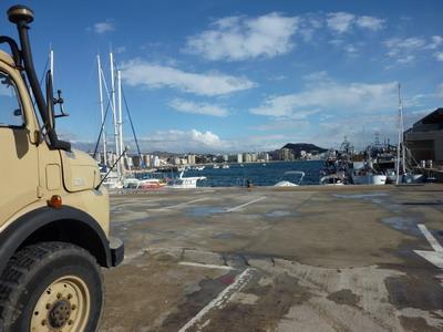 Mit dem Wohnmobil nach Spanien: Aguilas