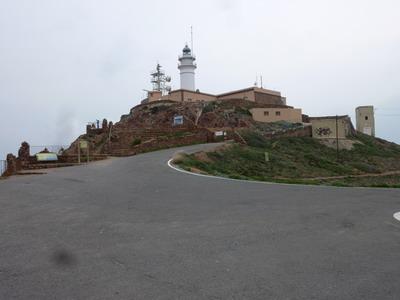 Leuchtturm am Cabo de Gata