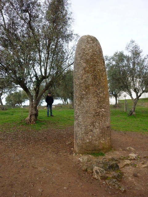 Megalith von Almendres