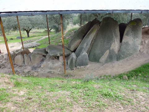 Hünengrab von Zambujeira