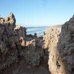 Felsen am Praia da Bordeira