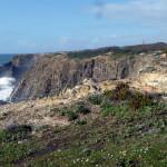 Klippen am Cabo Sardao