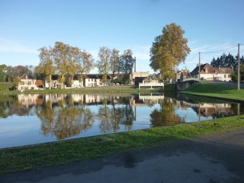 Am Canal du Centre