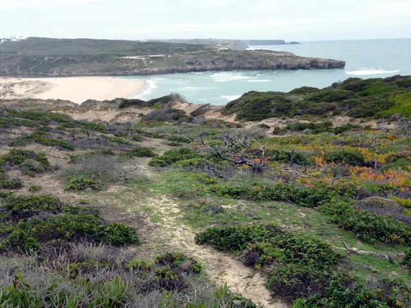 Portugal, Algarve, Praia Amoreira