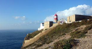 Leuchtturm am Cabo de Sao Vicente 660, Sagres, Cabo de Sao Vicente, Algarve, Portugal