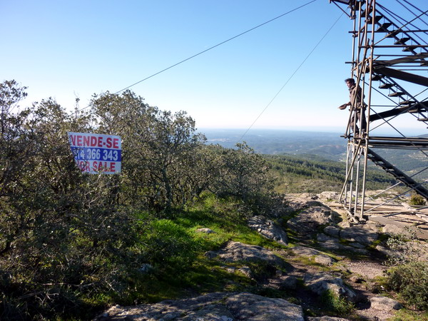 Picota, Algarve-Berg zu verkaufen