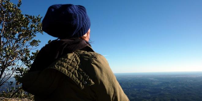 Picota, Algarve-Steffi schaut fern