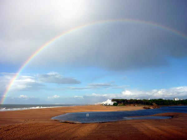 der schönste Regenbogen ever