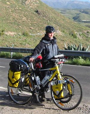 Radreisebericht Kanaren, El Hierro, Spanien