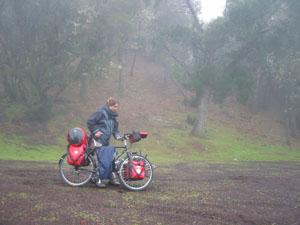 Radreisebericht El Hierro, Kanaren, Spanien: Im Nebel