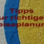Reiseplanung Checkliste mit Tipps zur richtigen Planung