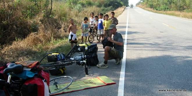 Packliste Radreise: Werkzeug und Fahrradzubehör