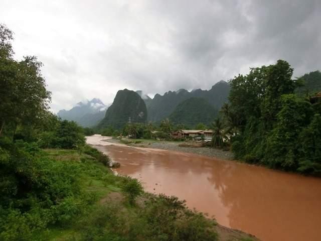 Gastartikel von Beatrice Sonntag: Laos - Vang Vieng