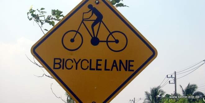 Test Radreise: Mache eine Testreise