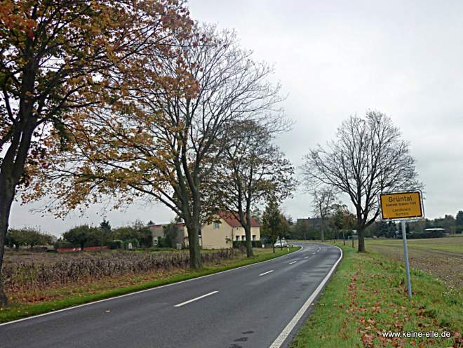 Grüntal, Naturpark Barnim