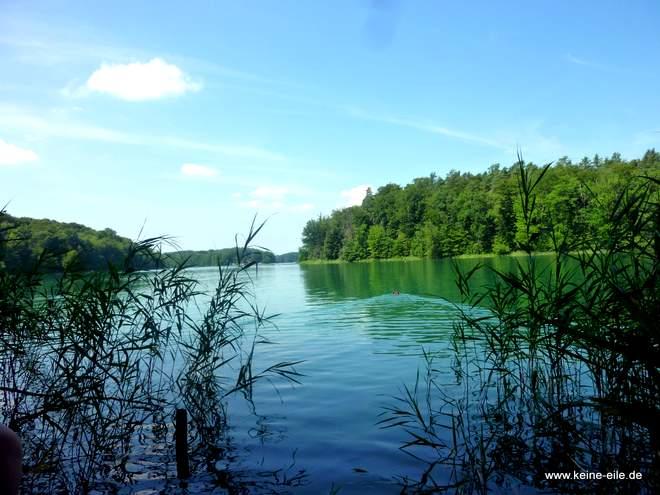 Liepnitzsee, Naturpark Barnim, Brandenburg