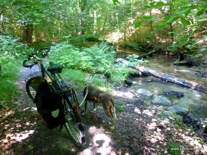 Radtour duch das Biesenthaler Becken