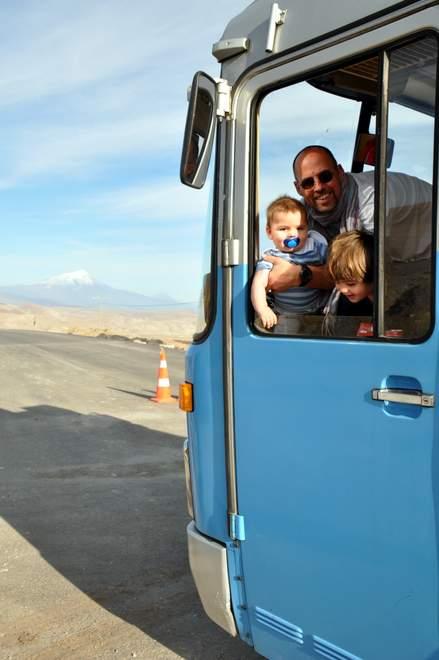 Abenteuer Hippie Trail: Im Reisebus Till, Hugo und Theo