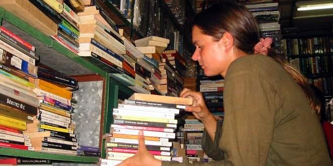 Radrundreise Thailand: Bücher kaufen in Bangkok